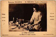 CPA Restaurant Fillioux - La Mere Fillioux - La Maison aucune succursal (470198)