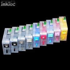 mini CISS InkTec® Tinte refill ink set für Epson Stylus Photo Pro 3880 3885 3890
