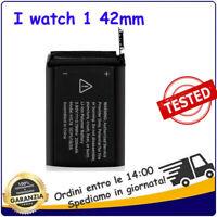 BATTERIA per APPLE Watch 1 generazione 42mm a1553 Battery batteria  a1579 iwatch