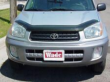 Bug Shield & Tape-On Deflectors for a 2001 - 2005 Toyota Rav-4