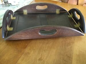 Antique Walnut Butler Table - TOP ONLY -