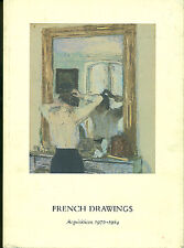 FIELD R.S., French Drawings. Acquisitions 1970-1984. Yale University Art Galler