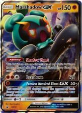 Pokemon TCG SM59 Marshadow GX Foil Promo Black Star Rare Card
