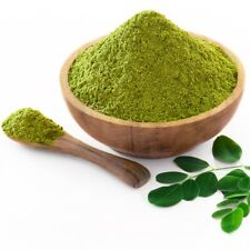Moringa Powder 100% Organic Oleifera Leaf Natural Pure Non Gmo Free Shipping