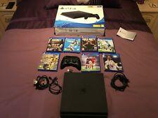 Sony PlayStation 4 Slim 500gb Console Plus 7 Games