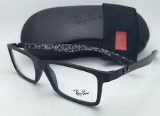 New Ray-Ban Óculos Tech Series Rb 8901 5263 53-17 Preto e estrutura 8d13ce4527