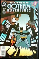 BATMAN : GOTHAM ADVENTURES #14 VF/NM HARLEY QUINN THE JOKER BATGIRL DC 1999
