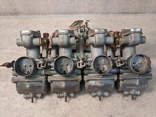 1971 HONDA CB500 CB 500 F FOUR SOHC KEIHIN carboidrati CARBURATORI. RICAMBI RIPARAZIONE