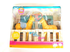 Barbie Cali Girl Hermosa & Redondo Colt Horses (Brand New Factory Sealed)