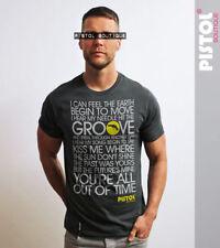 T-shirts gris coton pour homme