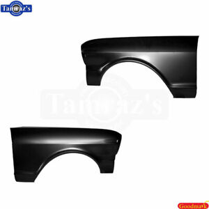 62-65 Chevy II Nova Fenders NEW TOOLING IMPROVED FITMENT & QUALITY Goodmark PR