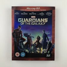 Guardians Of The Galaxy (3D Blu-ray, 2014) s