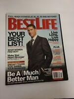 Best Life Men's Health Magazine Matthew Fox Cover November 2006 EUC