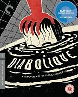 Diabolique - Criterion Collection Blu-Ray Nuovo (CC2002BDUK)