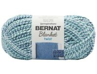 Bernat Baby Blanket Yarn 10.5oz 300g TEAL TWIST