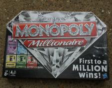 Monopoly Millionaire Board Family Game Property Hasbro
