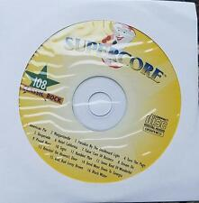 CLASSIC ROCK KARAOKE CDG #108 BOB DYLAN,EAGLES,MEATLOAF,JIMMY BUFFETT,AEROSMITH
