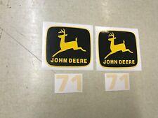 John Deere 71 Planter Decals