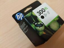 HP 300XL (CC641EE) Black Ink Cartridge New Sealed Dated July 2019