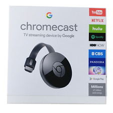 Google Chromecast 2nd Generation Digital HD 1080P WiFi Media Video Streamer