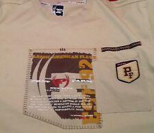 PHAT FARM XLARGE Classic American Flava Beige Shirt