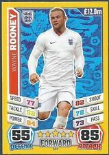 TOPPS MATCH ATTAX  BRAZIL 2014 WORLD CUP- #103-ENGLAND-WAYNE ROONEY