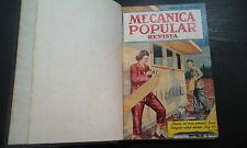Mecánica popular, segundo semestre del año 1951 (incompleto). VV.AA.