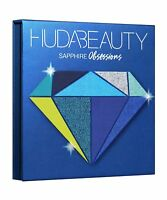 9  Colors Huda Beauty Make Up  Sapphire  Obsessions Eyeshadow Palette Collection