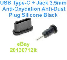 Anti-Dust Plug Set for USB Type-C and Earphones Jack port of Samsung Galaxy M51