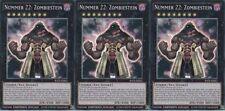 Einzelne Yu-Gi-Oh! Neuwertig-oder-Cards mit Super Rare Nummer besser