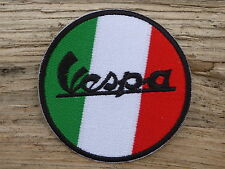 ECUSSON PATCH THERMOCOLLANT aufnaher toppa VESPA lambretta scooter mobylette