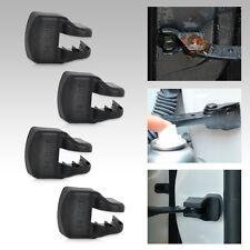 4x Car Door Check Arm Waterproof Cover fit Toyota YARIS Camry Corolla Verso