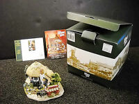 Lilliput Lane The Drayman Cottage British Collection New With Box & Deeds L2362