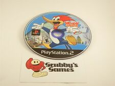 Woody Woodpecker (Sony Playstation 2) *Disc Only*
