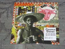 Manu Chao:   Je Ne T'Aime Plus   CD Single one track promo  NM