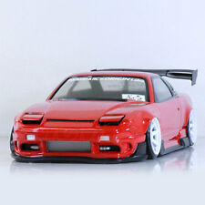 Pandora RC Cars NISSAN x ORIGIN Labo 180SX 1:10 Drift 198mm Clear Body #PAB-147