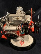Corvette 283 V8 Fuel Injected 1:6 Die-Cast  Engine From Franklin Mint