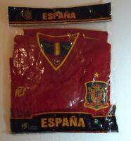 Camiseta Oficial FEF.Futbol España Campeones Europa 1964-2008, L