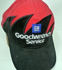 Dale Earnhardt #3 Legend GM GOODWRENCH Nascar Racing Trucker Red Hat Cap