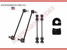 6PC Front & Rear Sway Bar Links + Rear Bushings Acadia Enclave Traverse Outlook