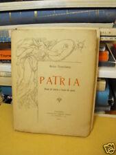 PATRIA - BRANI DI STORIA ...  di ECCHER-CORTESE   (A28)