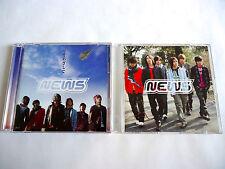 NEWS Hoshi wo Mezashite JAPAN 2007 Maxi CD Single x 2 Yamapi Tegomass DVD