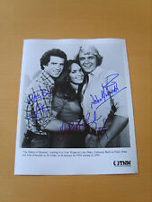 The Dukes Of Hazard Genuine Autographs - UACC / AFTAL.