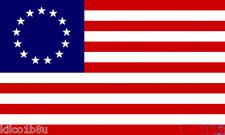 Betsy Ross Flag -  3' x 5'  Betsy Ross Flag - Banner