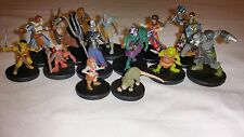 D&D Monster Menagerie II Common Lot 13 mini