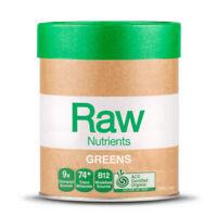 NEW Amazonia Raw Nutrients Greens 300g Alkaline Chlorophyll Superfood
