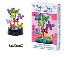 Butterfly Magic Sculpture Magnet Christmas Game Gift Girls Table Top Desktop Toy