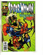Lot Of 8 Spider-Woman Marvel Comics # 1 2 3 4 + 1 2 + 49 50 Avengers Hulk TW48