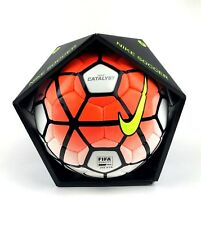 Nike Catalyst Official Match Soccer Ball PSC473-100 FIFA Quality Size 5 MSRP $80