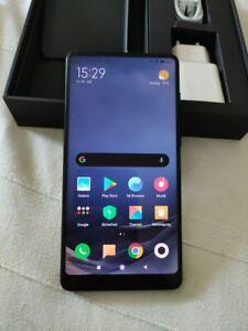 Xiaomi Mi MIX 2S - 64 GB - Schwarz (Ohne Simlock) (Dual SIM)